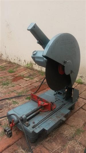 HITACHI 350mm CUT OFF MACHINE