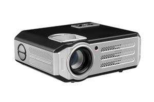 Nevenoe Home Theater HD LED Projector - 3 200 Lumens, 5.8 inch LCD Display