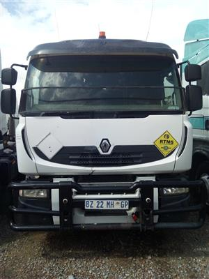 2012 Renault Premium 380