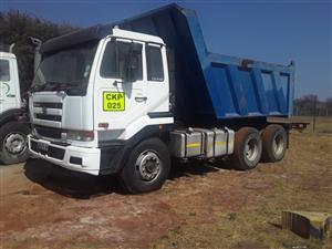 2007 Nissan UD 440 Tipper Truck for salr