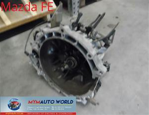 Imported used MAZDA FE 626 AUTOMATIC Gearbox Complete