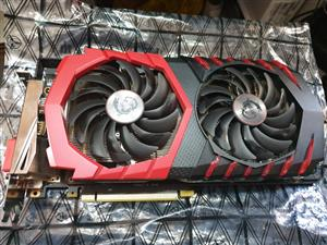 MSI GeForce GTX 1060 Gaming X 8GB GDDR5 Desktop Graphics Card