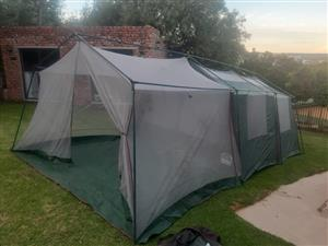 16man tent for sale or swop