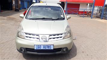 2009 Nissan Livina 1.6 Acenta+