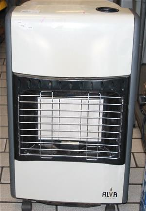 Alva gas heater S027549a #Rosettenvillepawnshop