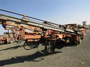 SANDVIK Tamrock DD210 Drill Rig - ON AUCTION