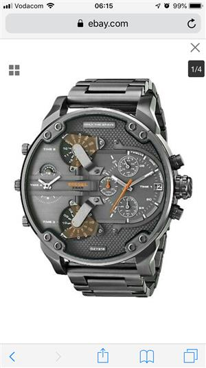 b50dd5a307d8 diesel in Jewellery and Watches in South Africa