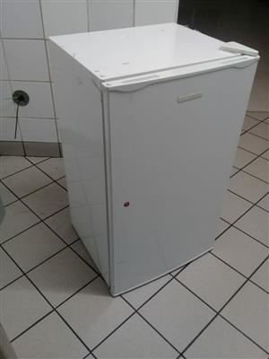 120L Dixon Bar fridge for sale (White). Good condition. Pickup only, from Kensington.