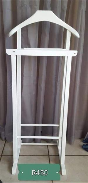 White coat hanger for sale