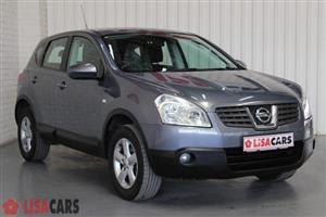 2009 Nissan Qashqai QASHQAI 1.2T ACENTA PLUS CVT