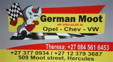 Opel and chev new and used spares for sale