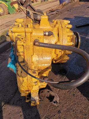 Volvo A40 Drop box  in good condition