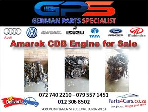 Amarok CDB Engine for Sale