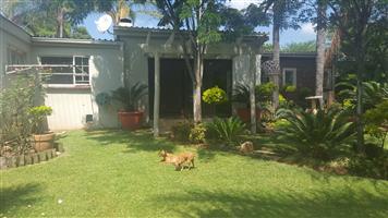 Garden Flat to rent.