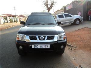 2006 Nissan NP300 Hardbody 2.4 4x4