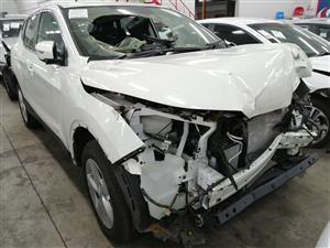 2018 Nissan Qashqai QASHQAI 1.2T ACENTA PLUS CVT