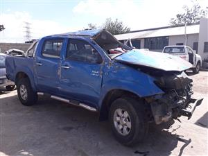 Toyota Hilux 4.0 Raider V6 - 2006 - Stripping for spares