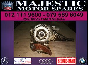 Audi B6 oil pump for sale