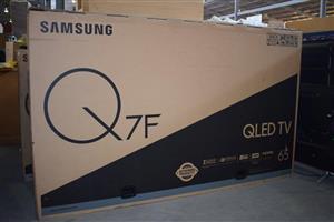 Samsung QLED tv for sale