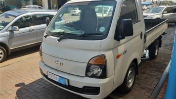 2014 Hyundai H-100 Bakkie 2.6D chassis cab