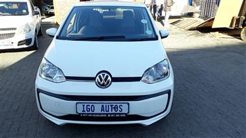 2017 VW up! move  5 door 1.0
