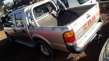 2008 CAM Rhino 2.2i Luxury