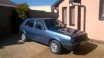 1987 VW Golf hatch GOLF VII 2.0 TSI R DSG