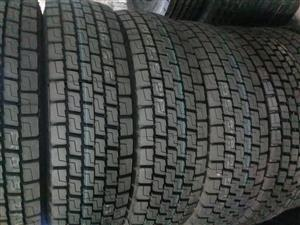 ALL SIZES BRAND NEW,SECOND HAND,AND NEW RETREADED TYRES