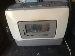 Antracite stove for salr