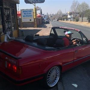 1992 BMW