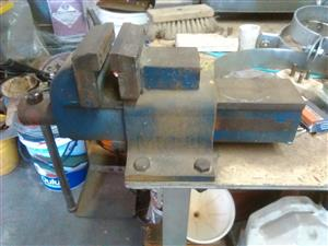 100 mm Record Vice