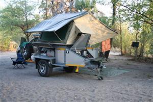 CAMPING TRAILER RENTALS