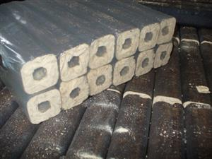Wood sawdust briquettes bulk supply
