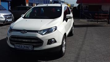 2015 Ford EcoSport 1.5 Titanium auto