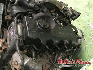 Hyundai GETZ 1.3i G4EA Engine for sale at Mikes Place