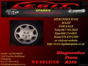 MERCEDES W202 MAGS FOR SALE