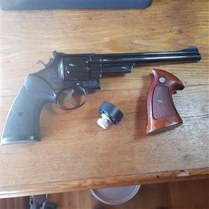 .357 Smith & Wesson Revolver