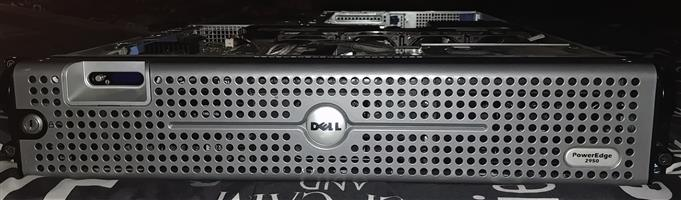 Dell Server Power Edge 2950