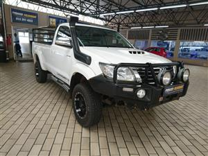 2015 Toyota Hilux 3.0D 4D 4x4 Raider Legend 45