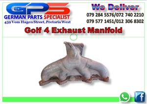 VW GOLF 4 EXHAUST MANIFOLD FOR SALE