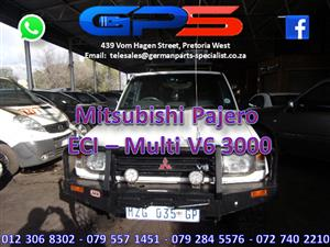 1995 Mitsubishi Pajero 5 door 3.2DI D GLS