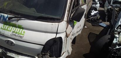 Hyundai H100 Stripping For Spares