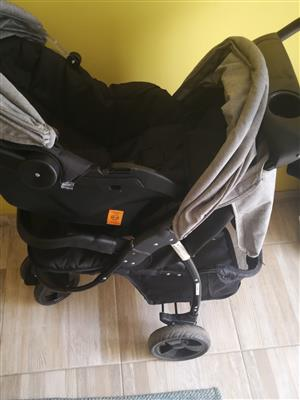 Boni travel system