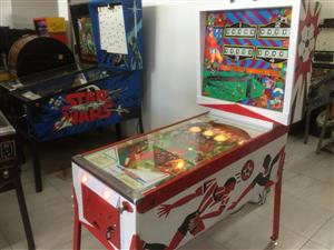 Super Soccer Pinball Machine for sale