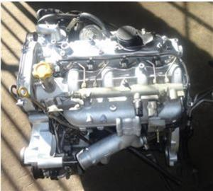 Nissan Interstar & iveco  Recondition Engine On Exchange contact wayne