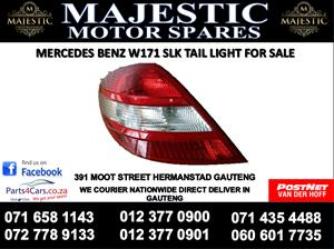 Mercedes benz w171 slk tail lights for sale