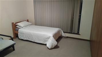 Kamer in woonhuis te huur in Universitas, Bloemfontein.