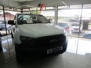 2016 Ford Ranger single cab RANGER 2.2TDCi L/R P/U S/C