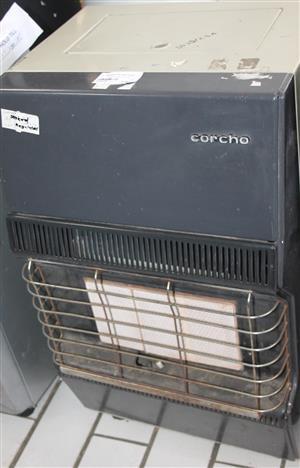 S025123A Corcho gas heater #Rosettenvillepawnshop