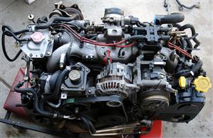SUBARU LEGACY/IMPREZA 2.0L, EJ20TT Engine